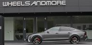 Audi RS7 Sportback wheelsandmore tuning 3 190x93 Auf den Spuren der Supersportler   820PS Audi RS7 by WAM