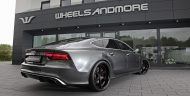 Audi RS7 Sportback wheelsandmore tuning 5 190x96 Auf den Spuren der Supersportler   820PS Audi RS7 by WAM