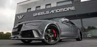 Audi RS7 Sportback wheelsandmore tuning 7 190x93 Auf den Spuren der Supersportler   820PS Audi RS7 by WAM