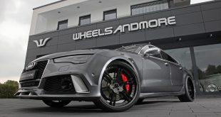 Audi RS7 Sportback wheelsandmore tuning 7 310x165 Mehr geht immer   713PS & 960NM im Bentley Continental GT
