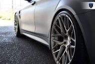 BMW 428i F36 Gran Coupe Rohana RXF10 mattgrau Tuning 1 190x127 Krasses Outfit   mattgrauer BMW 428i auf RXF10 Felgen