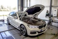BMW 750d G11 xDrive DTE Pedalbox Chiptuning 1 190x127 447PS & 883NM im BMW 750d G11 xDrive dank DTE Systems