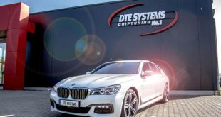 BMW 750d G11 xDrive DTE Pedalbox Chiptuning 6 310x165 Auf M5 Spuren   BMW 540i (G30) mit 397PS & 530NM by DTE