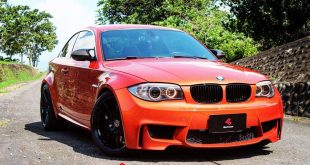BMW E82 1M Coupe HRE FF15 Valencia orange Tuning 1 310x165 Dezent   BMW E82 1M Coupe auf HRE FF15 Felgen by EDO