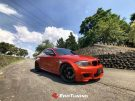 BMW E82 1M Coupe HRE FF15 Valencia orange Tuning 12 135x101 Dezent   BMW E82 1M Coupe auf HRE FF15 Felgen by EDO