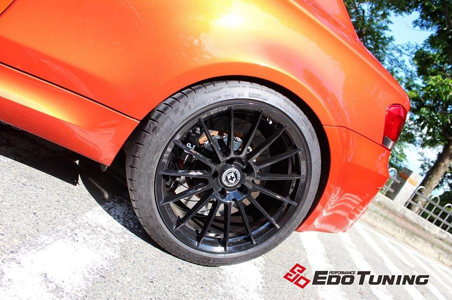 BMW E82 1M Coupe HRE FF15 Valencia orange Tuning (23)