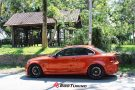 BMW E82 1M Coupe HRE FF15 Valencia orange Tuning 31 135x90 Dezent   BMW E82 1M Coupe auf HRE FF15 Felgen by EDO