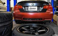 BMW E92 M3 Frozen Red Tuning ESS VT650 14 190x119 Unscheinbar   650PS BMW E92 M3 in Frozen Red by EAS