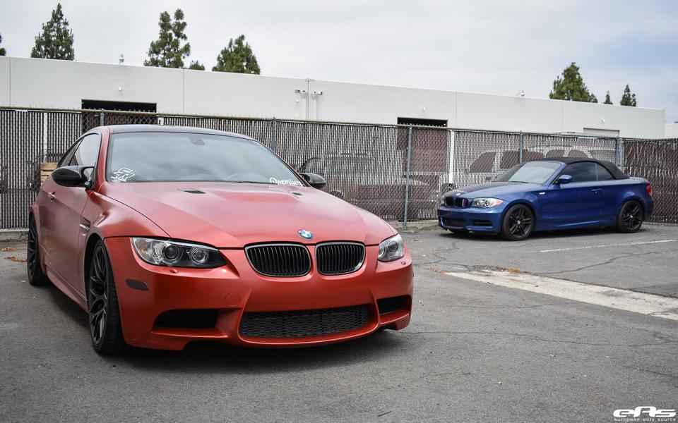 BMW E92 M3 Frozen Red Tuning ESS VT650 23 Unscheinbar   650PS BMW E92 M3 in Frozen Red by EAS