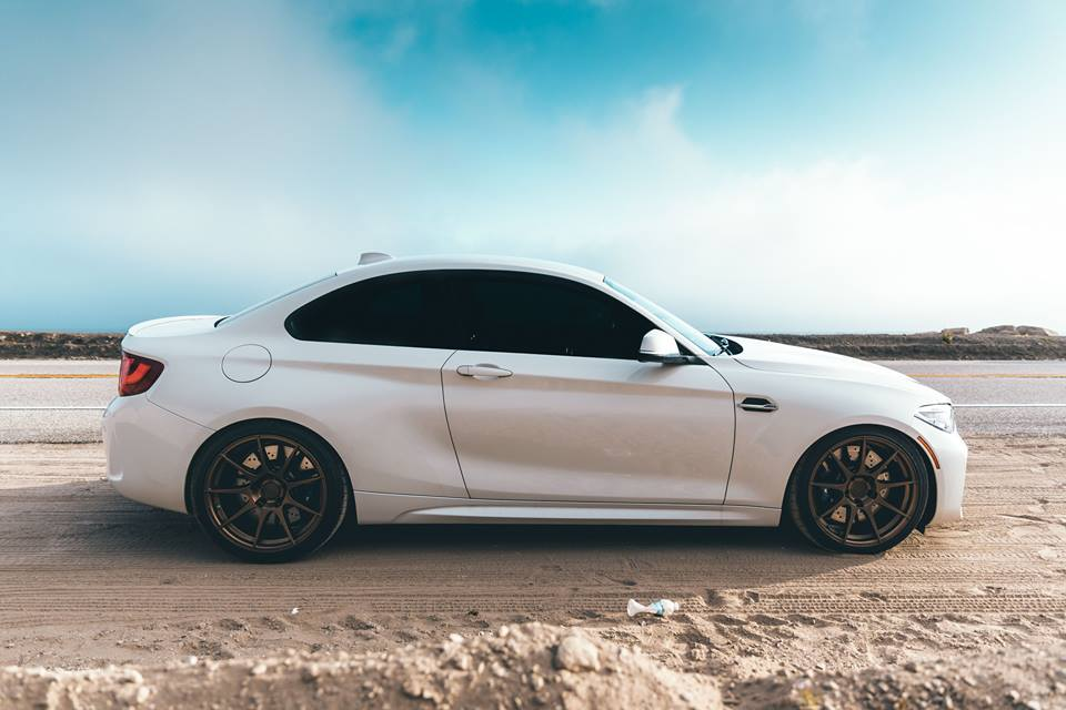 BMW M2 F87 Coupe 19 Zoll ZF02 Zito Wheels Tuning 25 Dezent   BMW M2 F87 Coupe auf 19 Zoll ZF02 Zito Wheels