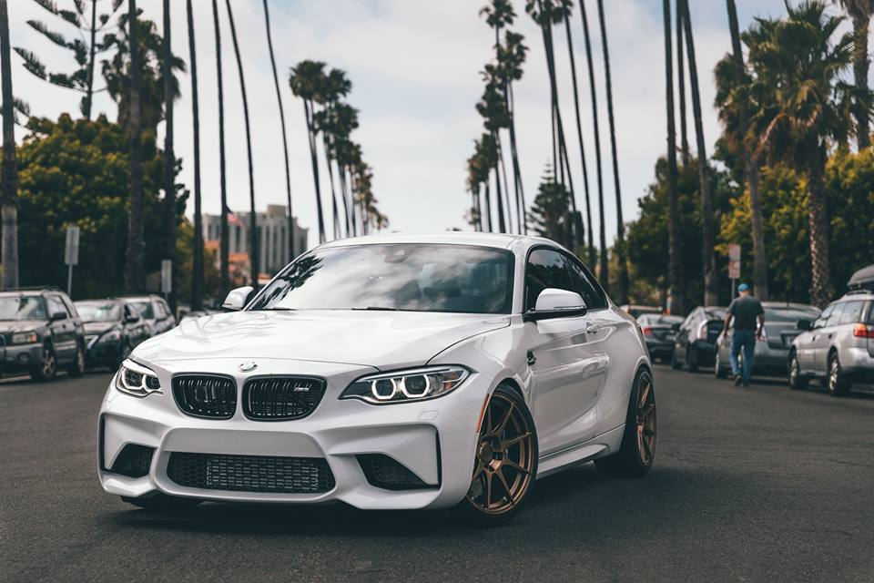 BMW M2 F87 Coupe 19 Zoll ZF02 Zito Wheels Tuning 29 Dezent   BMW M2 F87 Coupe auf 19 Zoll ZF02 Zito Wheels