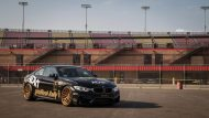 BMW M4 F82 Coupe ADV.1 Wheels Goldrush Rally 2017 Tuning 1 190x107 World Motorsports BMW M4 F82 Coupe auf ADV.1 Wheels