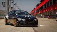 BMW M4 F82 Coupe ADV.1 Wheels Goldrush Rally 2017 Tuning 3 190x107 World Motorsports BMW M4 F82 Coupe auf ADV.1 Wheels