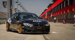 BMW M4 F82 Coupe ADV.1 Wheels Goldrush Rally 2017 Tuning 3 310x165 Goldstich  Novitec Lamborghini SV Roadster auf ADV.1 Wheels