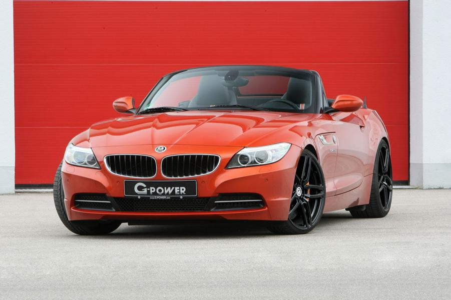 BMW Z4 E89 Tuning G Power 2017 4 Offenes Vergnügen   BMW Z4 E89 vom Tuner G Power