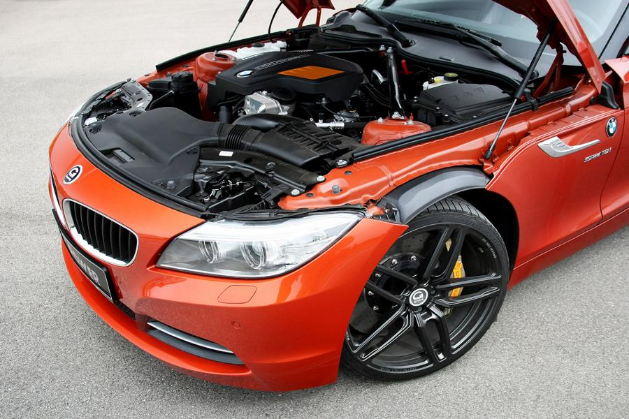 BMW Z4 E89 Tuning G Power 2017 7 Offenes Vergnügen   BMW Z4 E89 vom Tuner G Power