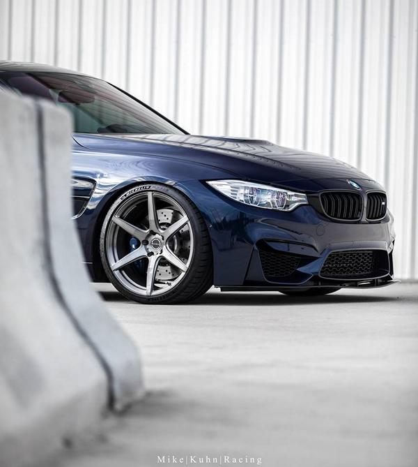 Brixton Wheels Dinan Power BMW M3 F80 Tuning 3 Brixton Wheels & Dinan Power in der BMW M3 F80 Limo