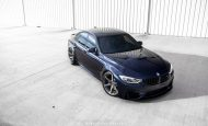 Brixton Wheels Dinan Power BMW M3 F80 Tuning 9 190x115 Brixton Wheels & Dinan Power in der BMW M3 F80 Limo