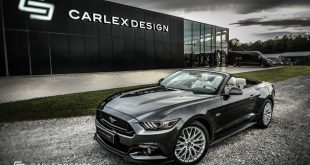 Carlex Design Interieur Ford Mustang GT Tuning 1 310x165 Luxuslaster   Carlex Design Interieur im Mercedes Viano