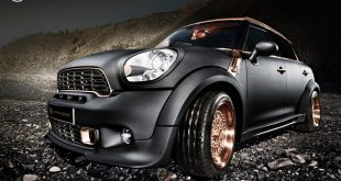 Carlex Design Steampunk MINI Countryman Tuning 10 310x165 Piratenschiff? Einzelstück   Carlex Design MINI Countryman