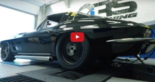 Chevrolet C2 Corvette mit LT4 V8 310x165 Video: 552PS am Rad in der Chevrolet C2 Corvette mit LT4 V8