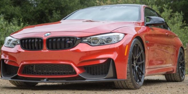 Video Im Test Dinan S2 Bmw M4 F82 Coupe Mit 550ps