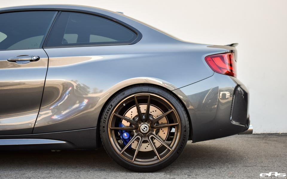 You Can Make Eas Bmw M2 F87 On Hre Ff04 Rims