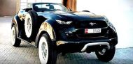 Ford Mustang 4x4 Convertible 20er Jahre Look 1 190x92 Verrückt   Ford Mustang 4x4 Convertible im 20er Jahre Look
