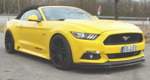 Ford Mustang LAE Stoffler Bodykit JMS Tuning 2017 1 310x165 The Green Machine   Krasser Tron Ford Mustang GT