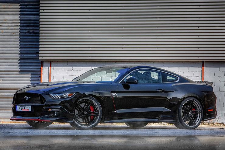 GME Performance Ford Mustang GT Tuning 1 705 PS & 280 km/h Spitze   GME pimpt den Ford Mustang GT