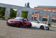 Honda S660 Liberty Walk Widebody Kit 2017 Tuning 2 190x127 Fertig   Honda S660 mit fettem Liberty Walk Widebody Kit