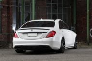 Inden DEsign Mercedes W222 S63 AMG Tuning 11 190x127 Perfekt   705PS & 22 Zöller am Mercedes S63 AMG W222