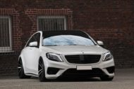 Inden DEsign Mercedes W222 S63 AMG Tuning 2 190x127 Perfekt   705PS & 22 Zöller am Mercedes S63 AMG W222