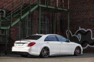 Inden DEsign Mercedes W222 S63 AMG Tuning 3 190x127 Perfekt   705PS & 22 Zöller am Mercedes S63 AMG W222