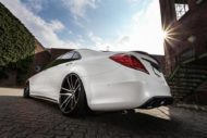 Inden DEsign Mercedes W222 S63 AMG Tuning 4 190x127 Perfekt   705PS & 22 Zöller am Mercedes S63 AMG W222