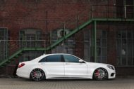 Inden DEsign Mercedes W222 S63 AMG Tuning 7 190x127 Perfekt   705PS & 22 Zöller am Mercedes S63 AMG W222