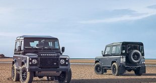 Land Rover Defender Final Edition tuningblog.eu 1 310x165 Project Tuki   Old School Landi von East Coast Defender