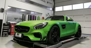 Mercedes AMG GT S PD800GT Hulk MD Tuning 2 310x165 Get Wider M&D Exclusive Cardesign BMW 650i Coupe