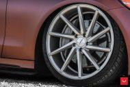 Mercedes Benz W205 Vossen CVT FlipFlop Folierung Bagged Tuning 18 190x127 Mercedes Benz C Klasse (W205) auf Vossen CVT Felgen