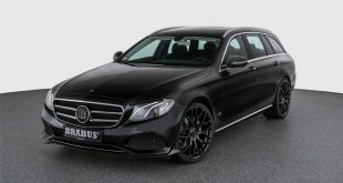 Mercedes E Klasse T Modell S213 Tuning Brabus 13 310x165 Brabus   400PS & 500NM auch im Facelift Mercedes A45 AMG