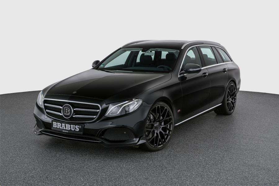 450ps mercedes e class t modell s213 from tuner brabus magazine. Black Bedroom Furniture Sets. Home Design Ideas