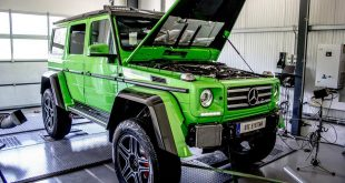 Mercedes G500 4%C3%974%C2%B2 DTE Chiptuning Pedalbox 4 310x165 Auf M5 Spuren   BMW 540i (G30) mit 397PS & 530NM by DTE