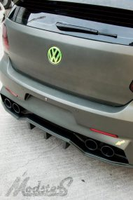 Modsters Tuning VW Polo F 86 SABRE Widebody Kit 12 190x285 Pseudo VW Golf R? Modsters Tuning VW Polo F 86 SABRE