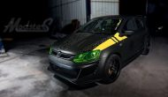 Modsters Tuning VW Polo F 86 SABRE Widebody Kit 17 190x110 Pseudo VW Golf R? Modsters Tuning VW Polo F 86 SABRE
