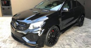 Onyx Concept G6 Bodykit Mercedes GLE C292 Tuning 1 1 310x165 Oberhammer   Patina 1966 Chevy C10 auf Forgiato Wheels