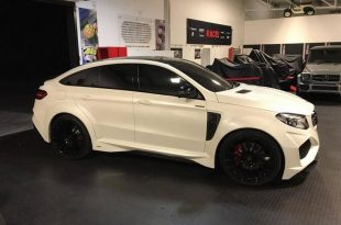 Onyx Concept G6 Bodykit Mercedes GLE C292 Tuning 5 310x205 Monster   Onyx Concept G6 Bodykit am Mercedes GLE C292