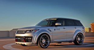 PD800RR V2 Widebody Kit Forgiato Wheels Tuning Range Rover Sport 1 310x165 High End Tuning: SVR 488 Bodykit am Ferrari 488 GTB