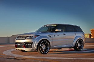 PD800RR V2 Widebody Kit Forgiato Wheels Tuning Range Rover Sport 1 310x205 PD800RR V2 Widebody Kit & Forgiatos am Range Rover Sport