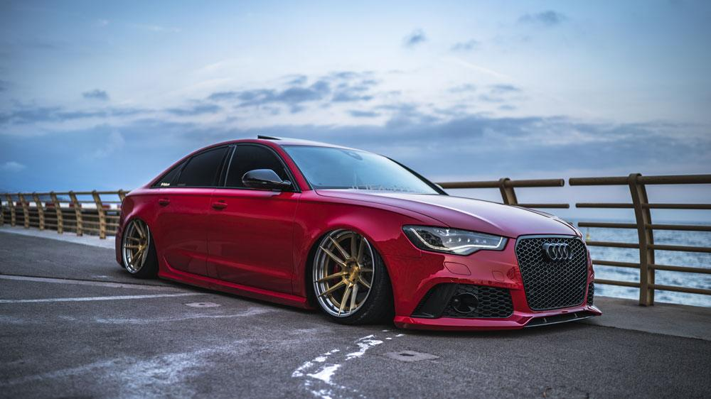 Pp Parts Audi A6 C7 Mit Rs6 Optik Z Performance Wheels