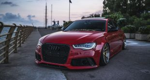 PP Parts Audi A6 C7 RS6 Optik 17 310x165 Vossen Alus am Avery Red folierten Audi A6 mit Airride